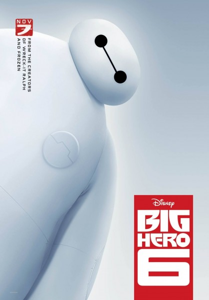 Nuovi poster di Big Hero 6
