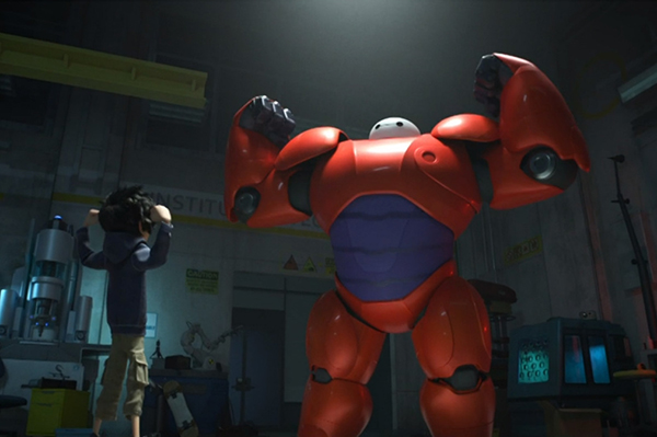 Big Hero 6 nuova clip Disney