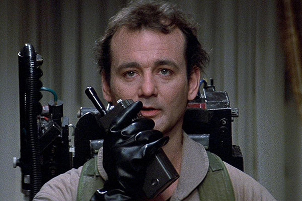 Bill Murray Melissa McCarthy protagoniste Ghostbusters 3