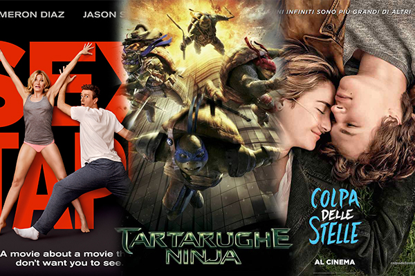 Box Office Week-end 19 settembre 2014