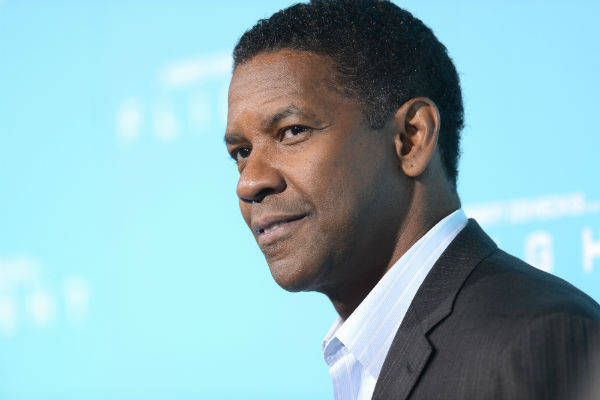 Denzel Washington 007 James Bond