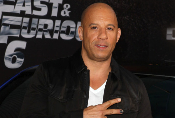 Fast and Furious 7 Vin Diesel prime immagini trailer