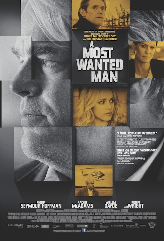 A most wanted man Trailer italiano Philip Seymour Hoffman