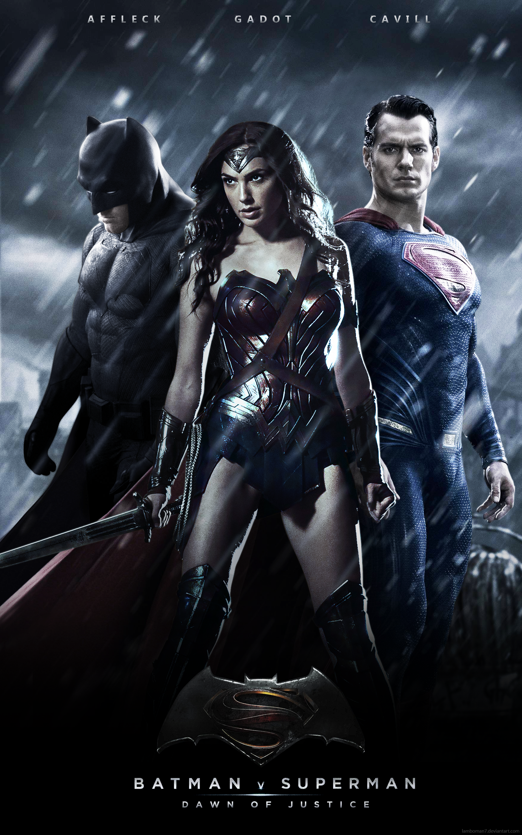 Film Batman V Superman Streaming