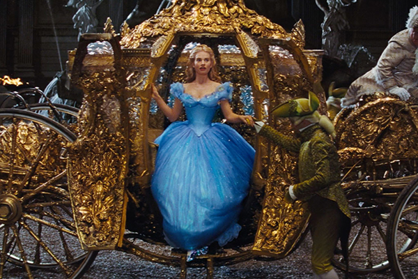 Cenerentola live-action primo trailer Disney