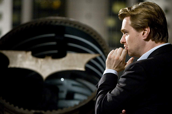 Christopher Nolan The Prestige Cavaliere oscuro Christopher Priest
