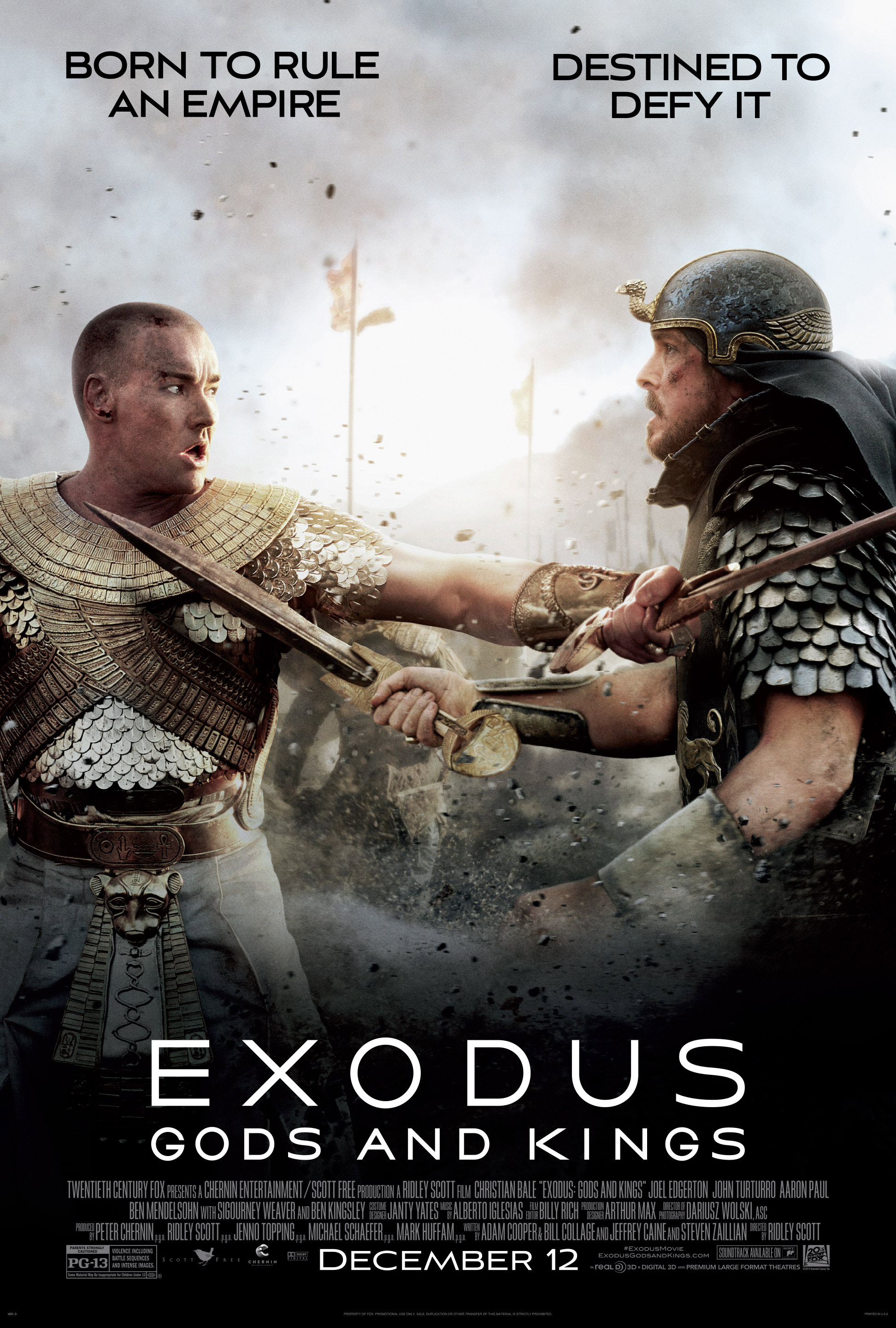 Exodus Dei e Re nuovo spot tv Ridley Scott