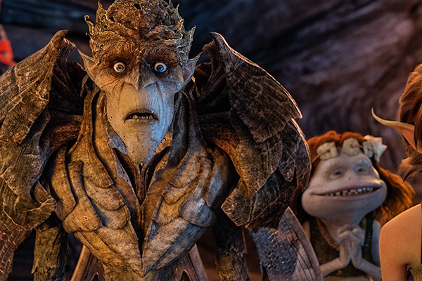 George Lucas animazione Strange Magic William Shakespeare
