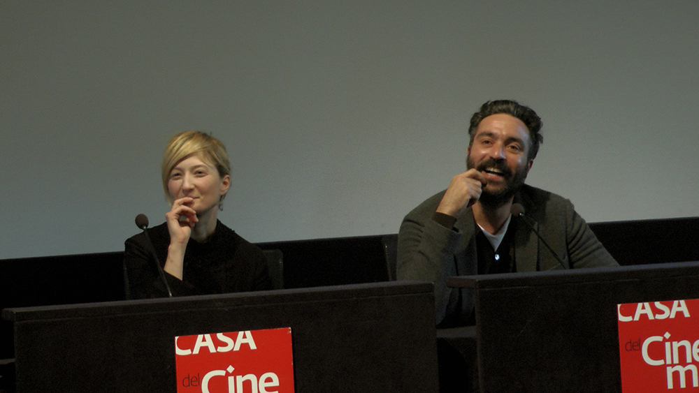 Conferenza-stampa-hungry-hearts-alba-rohrwacher-saverio-costanzo