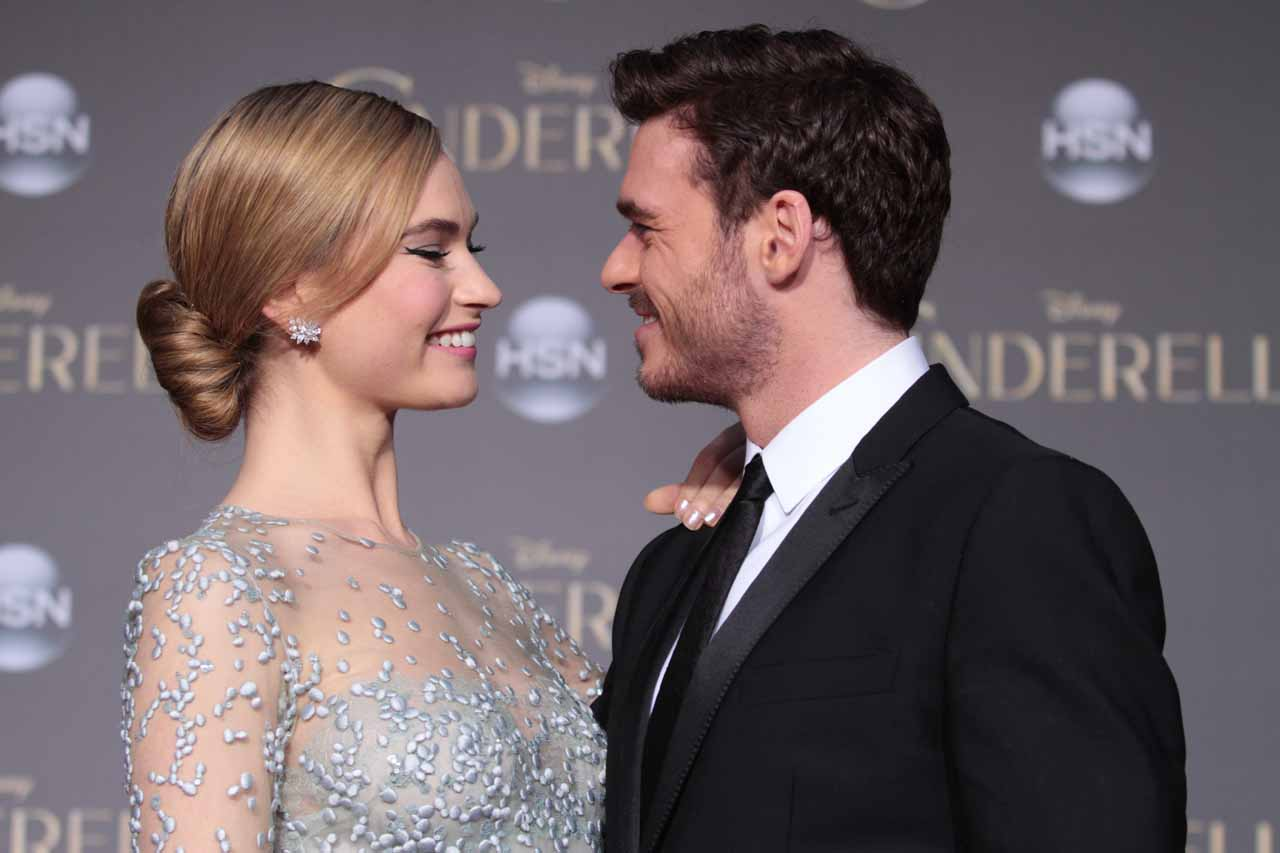cenerentola-foto-Premiere-lily-james-richard-madden-kenneth-branagh