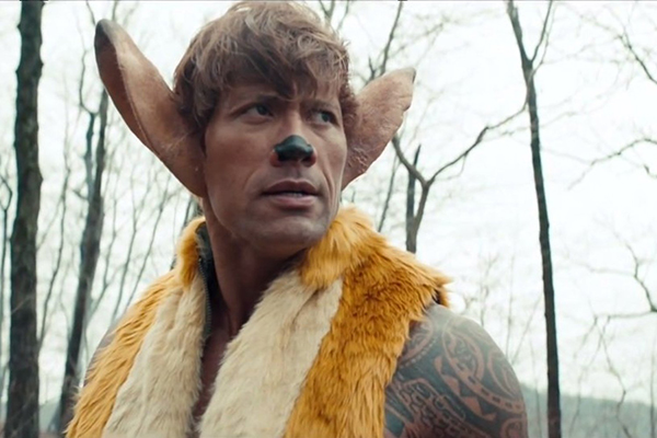 bambi-live-action-the-rock-saturday-night-live