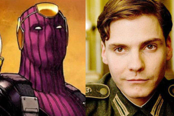 Captain America Civil War: Daniel >Bruhl sarà il Barone Zemo