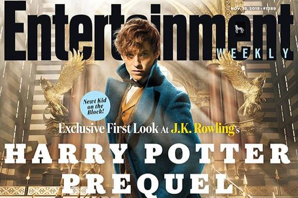 Dopo Harry Potter, J.K. Rowling torna a descrivere la magia in Fantastic Beasts