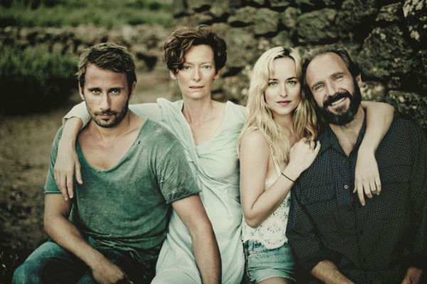 A bigger splash: trailer italiano
