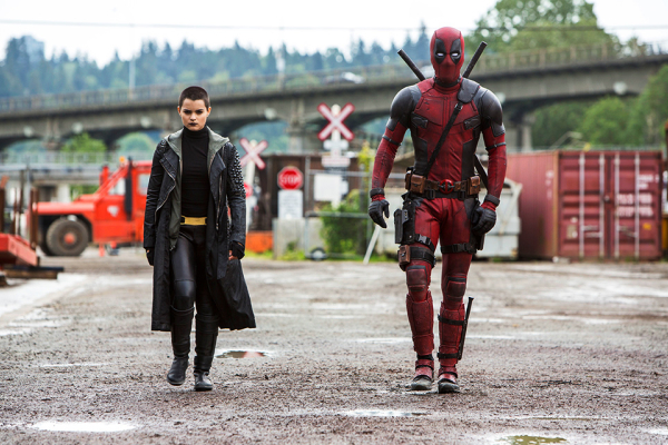 Deadpool-walk