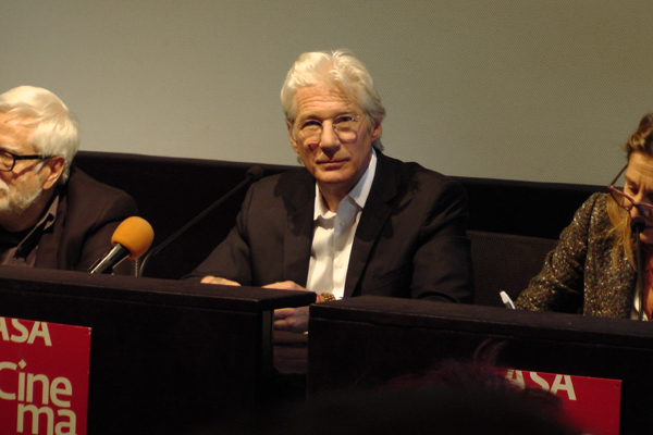 franny-richard-gere-conferenza-stampa
