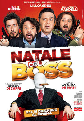 Natale col boss: trailer