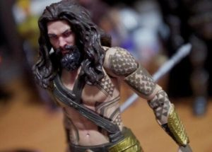 Batman v Superman: Aquaman protagonista di una Action Figure
