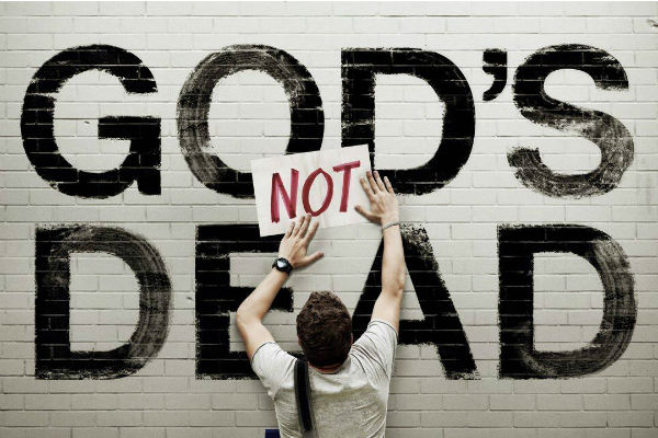 God's not dead: trailer italiano