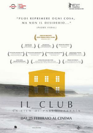 Il club: trailer italiano