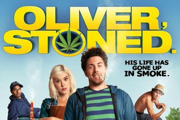 Oliver Stoned: trailer italiano