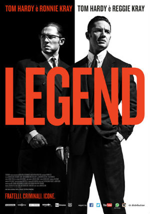 Legend: trailer italiano