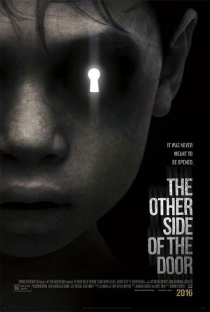 The other side of the door: trailer italiano