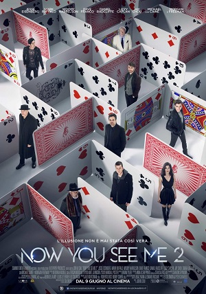 now you see me 2 trailer italiano