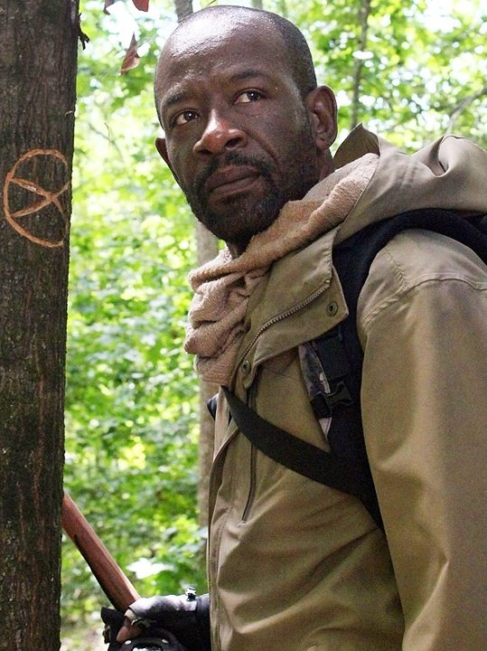 Da The Walking Dead a Blade Runner 2 il salto di Lennie James (2)