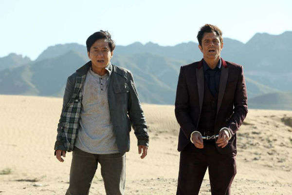 Skiptrace - missione hong kong: trailer italiano