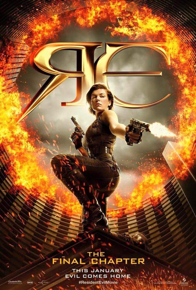 Resident Evil The Final Chapter - Esce anche il trailer italiano (2)