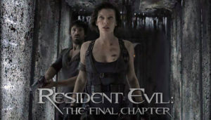 Resident Evil The Final Chapter - Il trailer originale