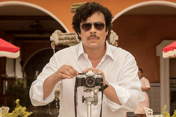 Escobar: trailer italiano