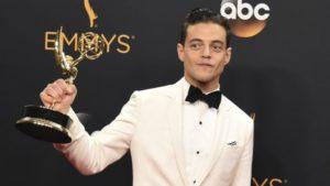 "Rami Malek (Mr. Robot) agli Emmy Awards: ""I tempi stanno cambiando"""