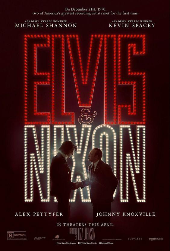Elvis & Nixon – Recensione: la strana giornata alla Casa Bianca