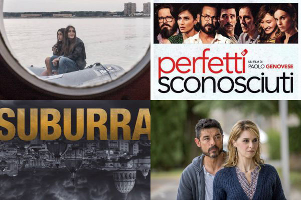 I 7 film candidati a rappresentare l'Italia agli Oscar: da Suburra a Jeeg Robot