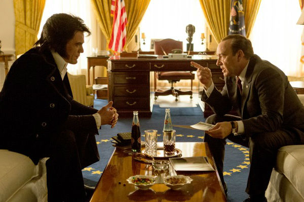 Elvis & Nixon: trailer italiano