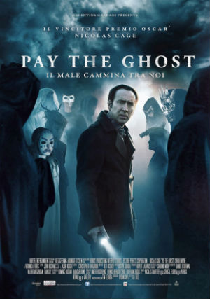 Pay the ghost: trailer italiano