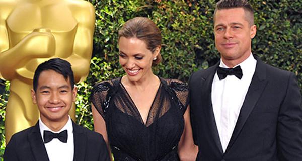 Il primo incontro tra Brad Pitt e il figlio Maddox è stato un disastro
