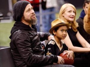 Brad Pitt non sarà indagato per aver colpito il figlio Maddox
