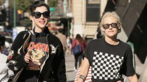 Kristen Stewart e St. Vincent sono inseparabili!