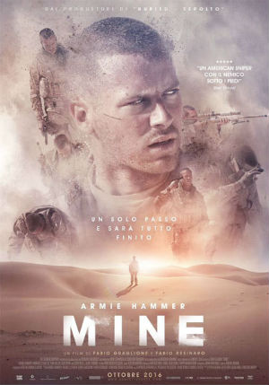 Mine: trailer italiano