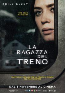 La ragazza del treno - Recensione: thriller che si sgonfia