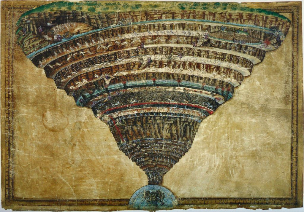 Botticelli Inferno - recensione del documentario di Ralph Loop