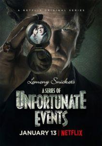Una serie di sfortunati eventi: trailer italiano della nuova serie TV di Netflix
