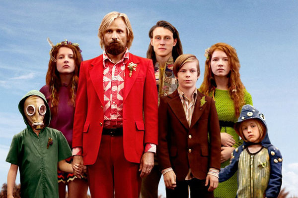 Captain fantastic: trailer italiano