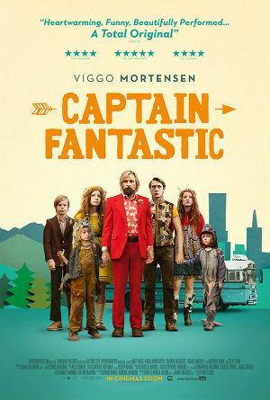 Captain fantastic: trailer italiano
