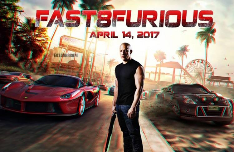 Fast & Furious 8: finalmente online il trailer italiano e il poster