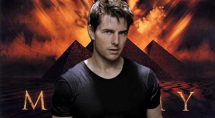 La mummia: ecco il trailer italiano del reboot con Tom Cruise!