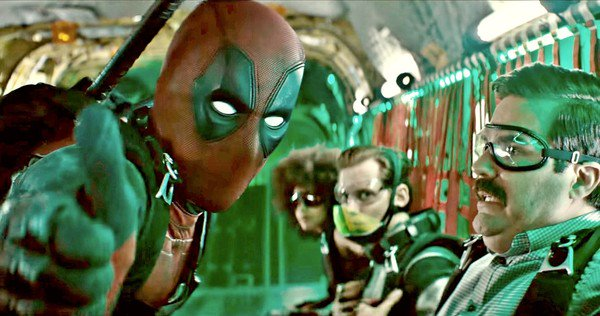 deadpool 2 trailer italiano